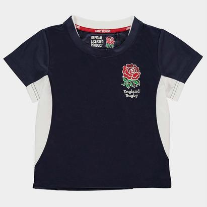 RFU England Poly T Shirt Infant Boys