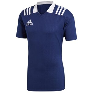 adidas 3 Stripe Rugby Training Top Mens