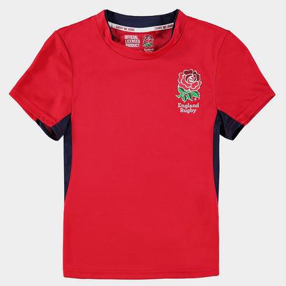 RFU Poly T Shirt Junior Boys