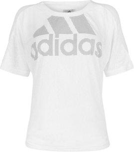 adidas Magic Logo T-Shirt Ladies
