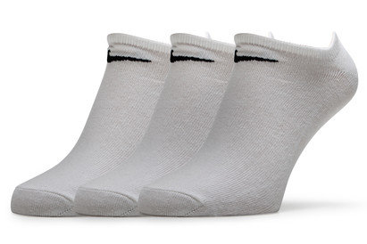Image of 3 Pack Value No Show Socks