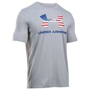 Under Armour Sportstyle Logo T-Shirt Mens