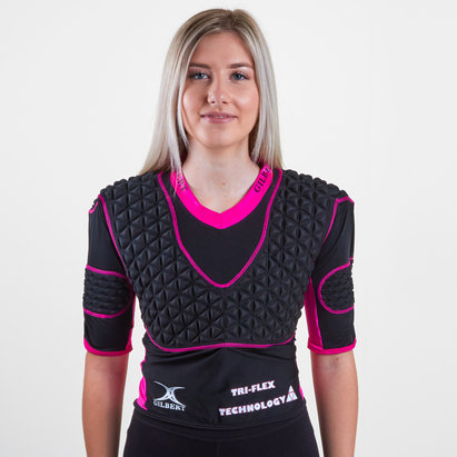 Gilbert Triflex Ladies XP3 Rugby Body Armour