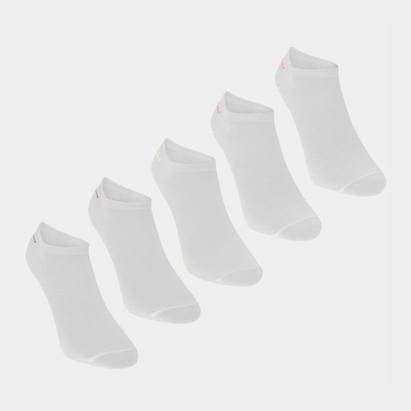 Slazenger 5 Pack Trainer Socks Junior