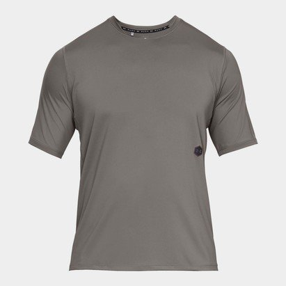 Under Armour Rush Short Sleeve T Shirt Mens