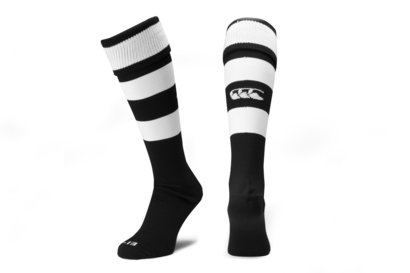 0acdb54f03f Canterbury Hooped Rugby Playing Socks