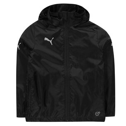 Puma Essentials Core Rain Jacket Junior Boys