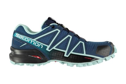 c32c46a568e Salomon Speedcross 4 Ladies Running Shoes