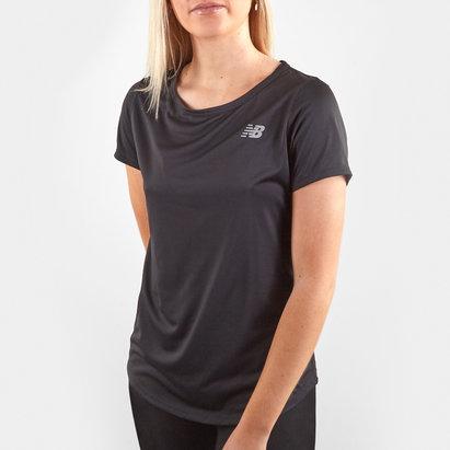 New Balance Core Running T-Shirt Ladies