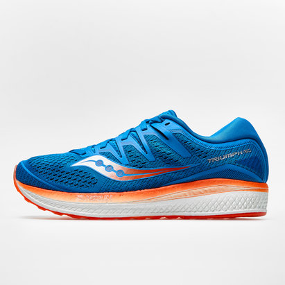 Saucony Triumph ISO 5 Running Trainers Mens