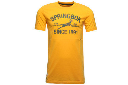 South Africa Springboks 2014/15 Graphic T-Shirt