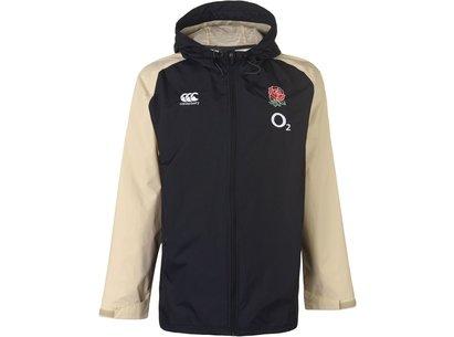 Canterbury England Water Repellent Jacket