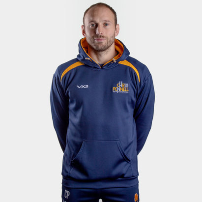 VX-3 Chris Pennell Testimonial Hooded Rugby Sweat