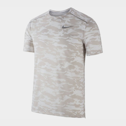 Nike Rise 365 Short Sleeve T Shirt Mens