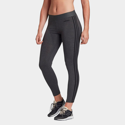adidas 3 Stripe Leggings Ladies (x1)