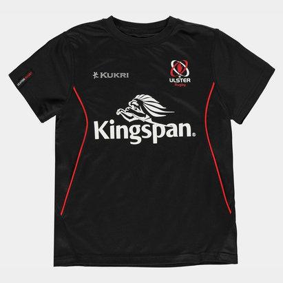 Kukri Ulster 2019/20 Kids Performance Training T-Shirt