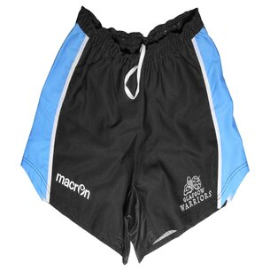 Macron Glasgow Warriors 2014/15 Players Home Rugby Shorts