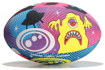 Optimum Space Monsters Rugby Training Ball