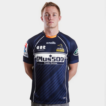 O'Neills Brumbies 2019 Alternate Super Rugby S/S Rugby Shirt
