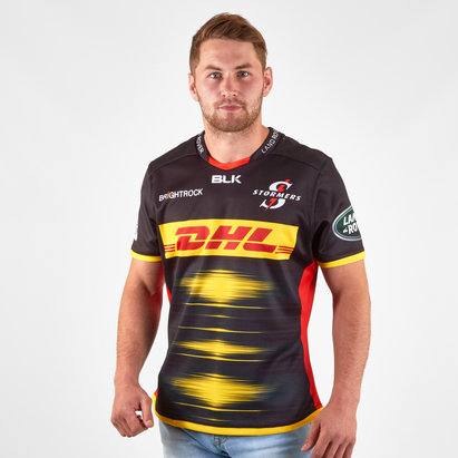 BLK Stormers 2019 Alternate S/S Rugby Shirt