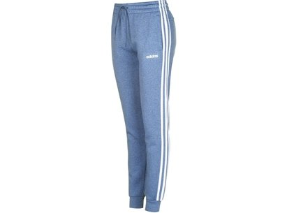 adidas Essential 3 Stripe Jogging Pants Ladies
