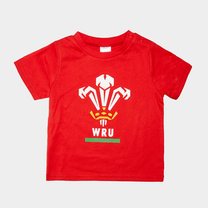 Wales WRU 2019/20 Infant T-Shirt