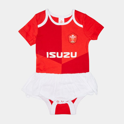 Wales WRU 2019/20 Infant Tutu Kit