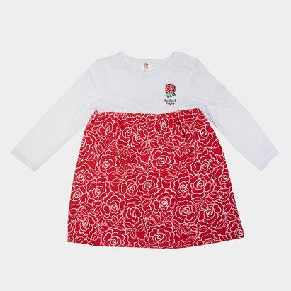 England RFU 2019/20 Infant Rose Dress