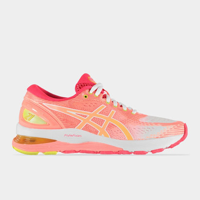 Asics Nimbus 21 AP Ladies Running Shoes