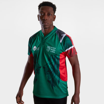 Samurai Kenya 7s 2019 Alternate S/S Replica Shirt Green