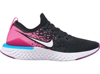 Nike Epic React Flyknit Running Trainers Junior Girls