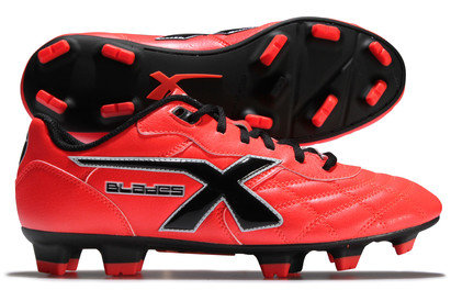 X Blades Legend Flash FG Kids Rugby Boots
