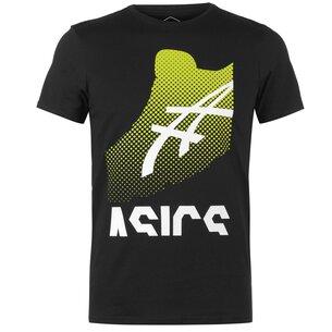 Asics Sneaker T Shirt Mens