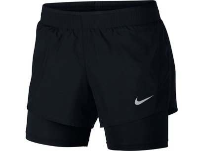 Nike Dry Shorts 2 in 1 Womens