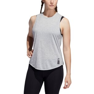 adidas Womens Running Adapt To Chaos Tank Top