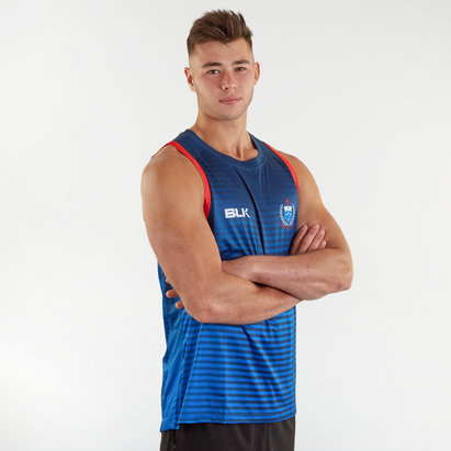 BLK Samoa RWC 2019 Replica Training Singlet