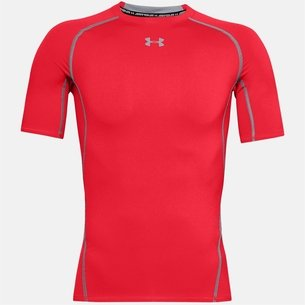 Under Armour HeatGear Armour Compression S/S T-Shirt