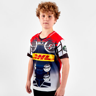 BLK Stormers 2019 Thor Kids Super Replica Shirt
