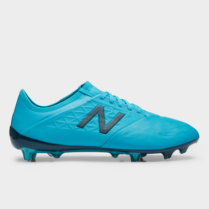 New Balance Furon V5 Pro Leather FG Football Boots
