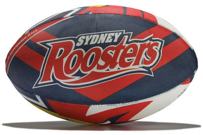 Steeden Sydney Roosters NRL Supporters Rugby Ball