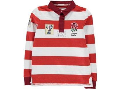 RFU Bold Stripe Jersey Junior Boys