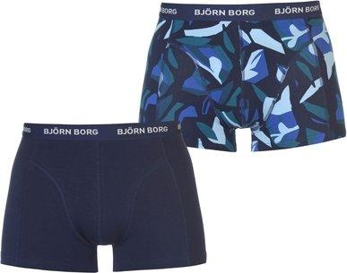 Björn Borg 2 Pack Boxer Shorts Mens
