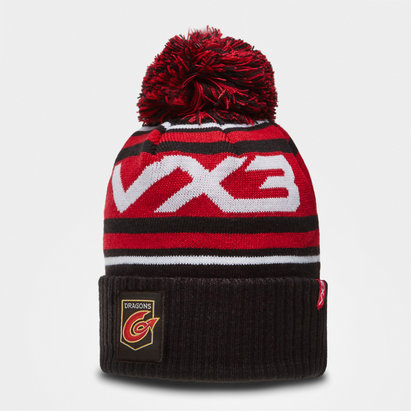 VX3 Dragons Bobble Beanie