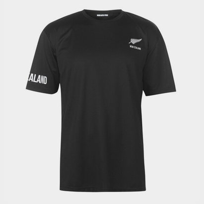 Team Rugby Poly T Shirt Mens