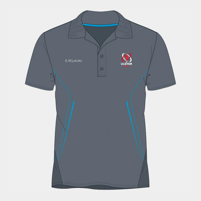 Kukri Ulster 2019/20 Off Field Polo Shirt