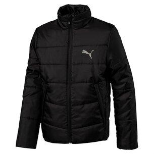 Puma Padded Jacket Junior Boys