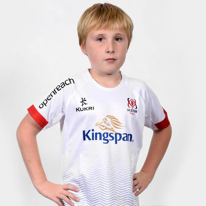 Kukri Ulster 2019/20 Home Kids Replica Shirt