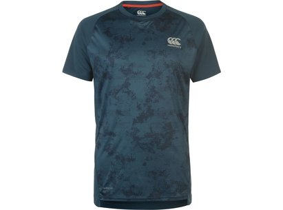 Canterbury Graphic T Shirt Mens