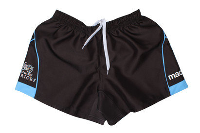 Macron Glasgow Warriors 2015 Players Home Rugby Shorts