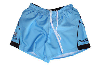 Macron Glasgow Warriors 2015/16 Players Alternate Rugby Shorts